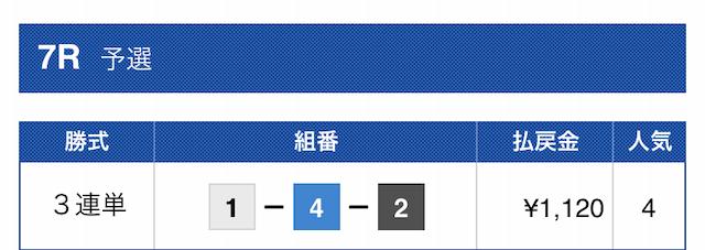 2019年10月05日戸田07R