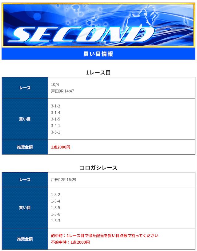 スピード有料戸田2019年10月04日