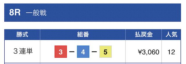 2019年10月01日びわこ08R
