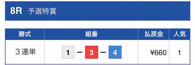 2019年10月11日多摩川08R